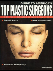 Top Plastic Surgeons Cover 2008